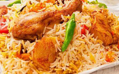 chicken-briyani